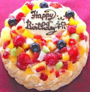 誕生 日 サプライズ ケーキ 以外